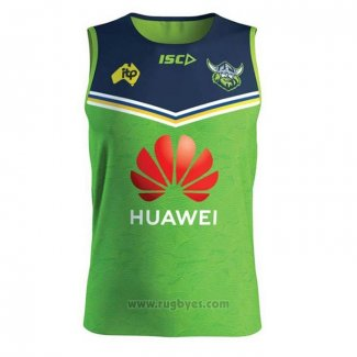Tank Top Canberra Raiders Rugby 2020 Entrenamiento