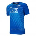 Camiseta Nueva Zelandia All Blacks Rugby RWC 2019 Entrenamiento