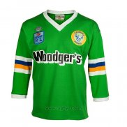 Camiseta Canberra Raiders Rugby 1989 Retro