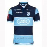 Camiseta Cardiff Blues Rugby 2018-19 Local