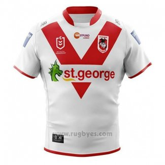 Camiseta St George Illawarra Dragons Rugby 2020 Local