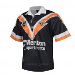 Camiseta Wests Tigers Rugby 1998 Retro