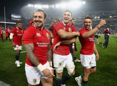 British Irish Lions Tour To South Africa 2021