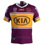 Camiseta Brisbane Broncos Rugby 2020 Local