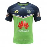 Camiseta Canberra Raiders Rugby 2020 Entrenamiento