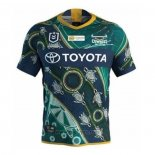 Camiseta North Queensland Cowboys Rugby 2021 Conmemorative