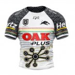 Camiseta Penrith Panthers Rugby 2019 Heroe