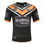 Camiseta Wests Tigers Rugby 2020 Local