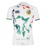 Camiseta British Irish Lions Rugby 2021 Blanco
