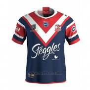 Camiseta Sydney Roosters Rugby 2019 Campeona