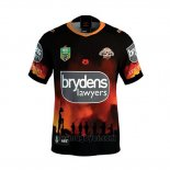 Camiseta Wests Tigers Rugby 2018 Commemorative