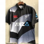 Camiseta Polo All Blacks Rugby 2020-2021 Negro