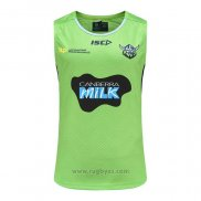 Tank Top Canberra Raiders Rugby 2021 Verde