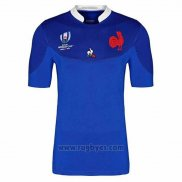 Camiseta Francia Rugby RWC 2019 Local