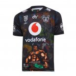 Camiseta Nueva Zelandia Warriors 9s Rugby 2020