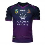 Camiseta Melbourne Storm Rugby 2017 Local