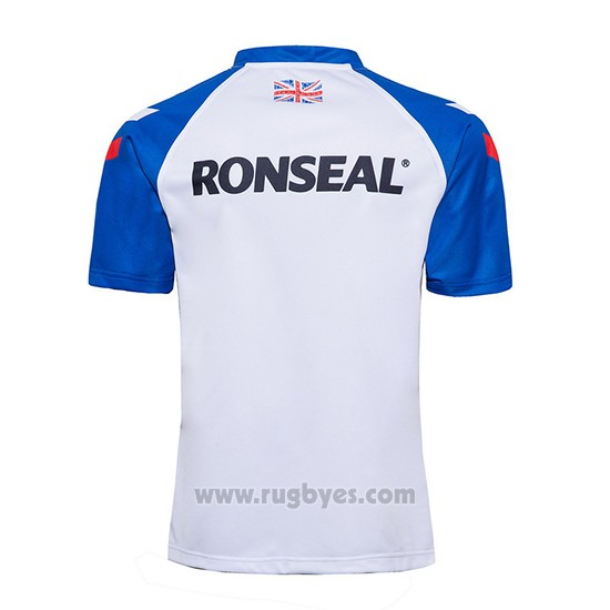 Camiseta Great British Lions Rugby 2020 Blanco Azul