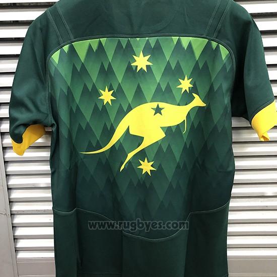 Camiseta Rugby Australia 2015 firmada de segunda mano por ...