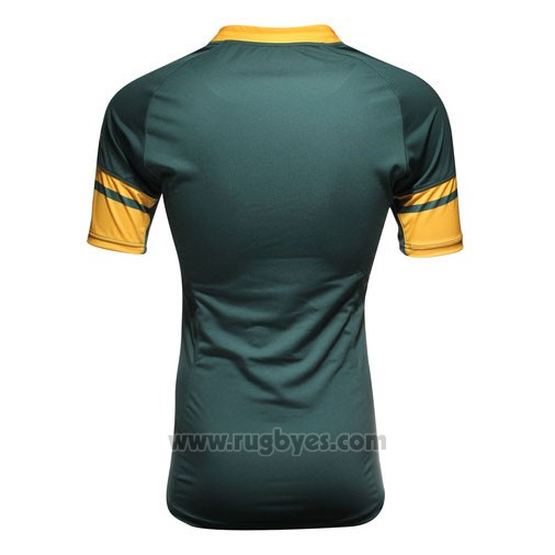 Camiseta Sudafrica Rugby 2015 Local