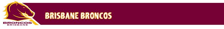 rugbyes Brisbane Broncos 2019