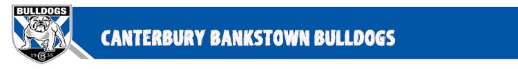 rugbyes Canterbury Bankstown Bulldogs 2019