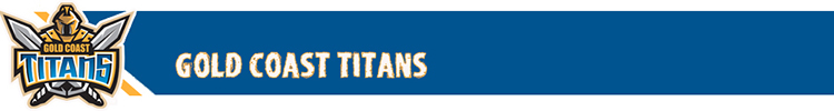 rugbyes Gold Coast Titans 2019