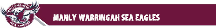rugbyes Manly Warringah Sea Eagles 2019