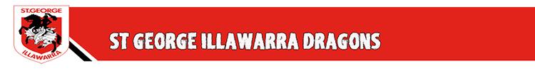 rugbyes St George Illawarra Dragons 2019
