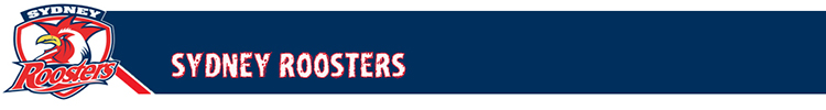 rugbyes Sydney Roosters 2019