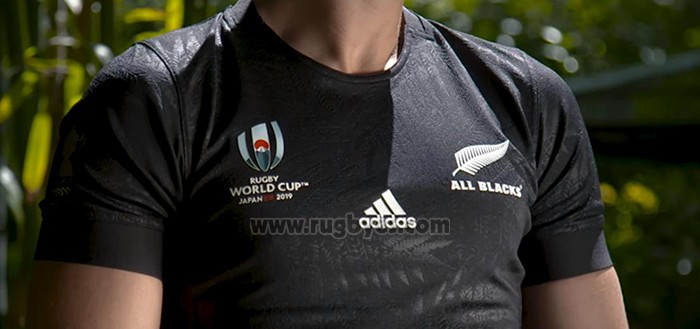All Blacks RWC 2019 Pro